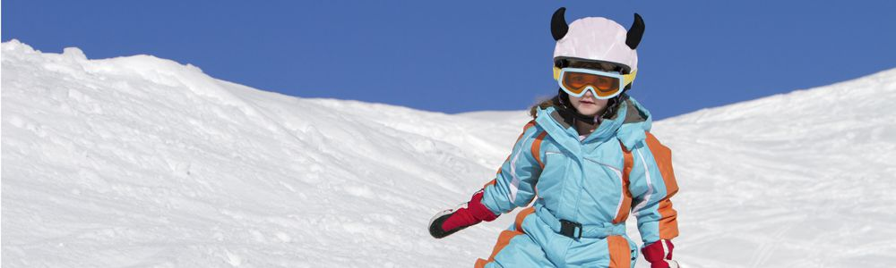 Your Child's First Skiing Holiday