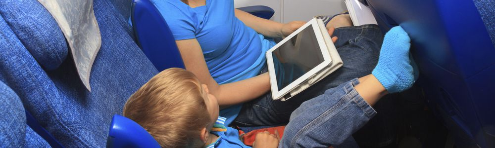 How To Occupy A Toddler On A Long-Haul Flight