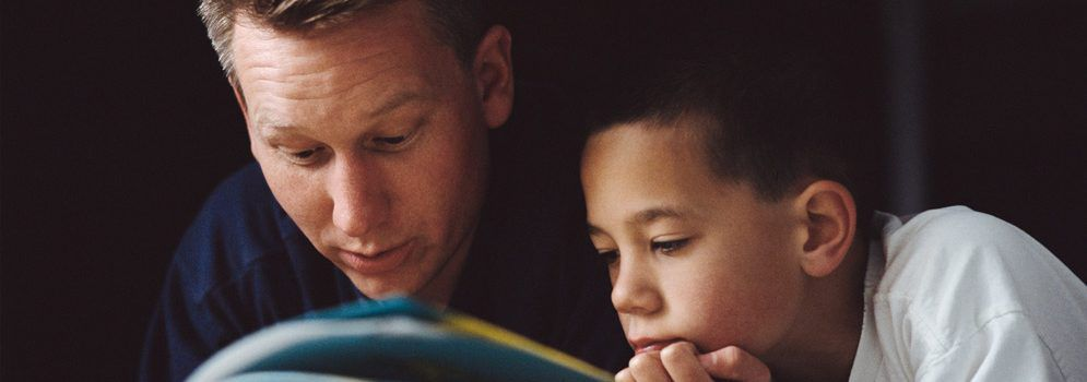 The Developmental Benefits Of A Bedtime Story