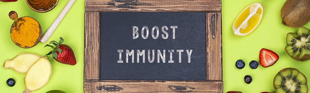 Foods to Help Boost your Immunity